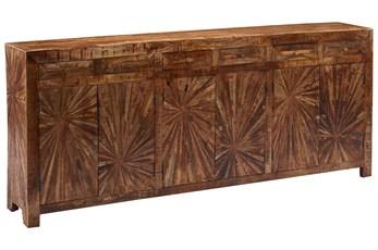 """6-Door-6-Drawer 97"""" Sideboard"""
