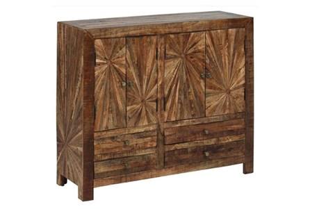 4-Door/4-Drawer Cabinet