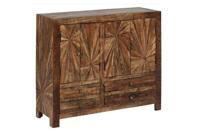 4-Door/4-Drawer Cabinet - 360