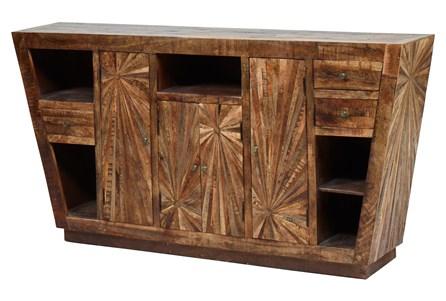4-Door/3-Drawer Cabinet