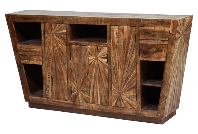 4-Door/3-Drawer Cabinet - 360