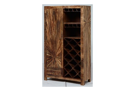 1-Door/1-Drawer Cabinet