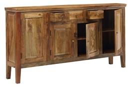 3-Drawer/4-Door Sideboard