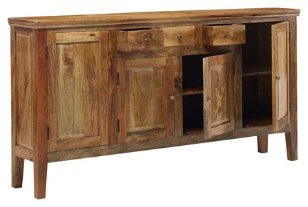 3-Drawer/4-Door Sideboard