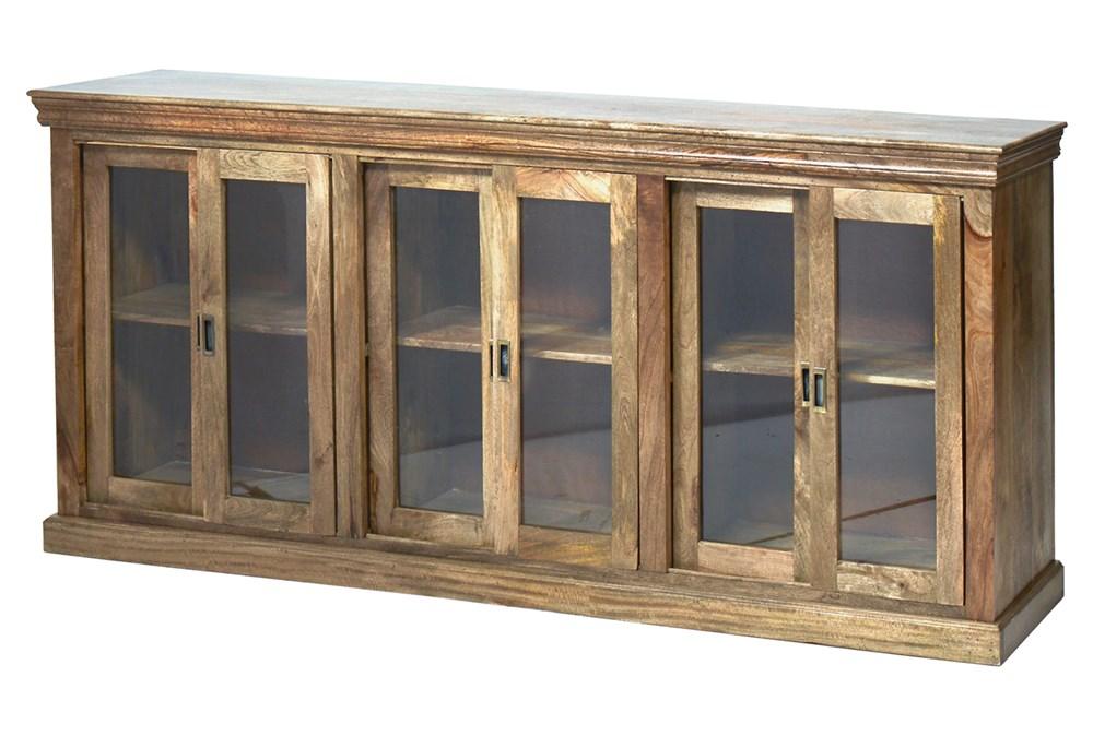 6-Door Sliding Sideboard