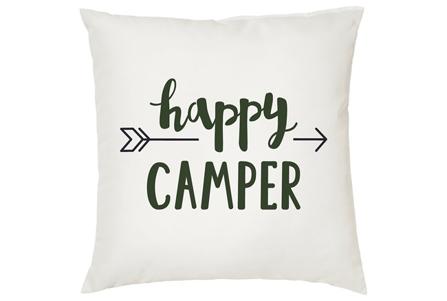 Accent Pillow-Youth Wilderness Camper 16X16 - 360