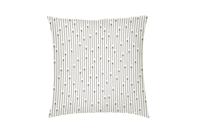 Accent Pillow-Youth B&W Arrows 16X16 - 360