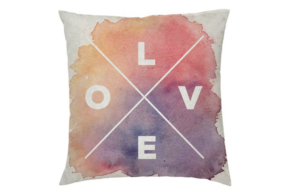 Accent Pillow-Youth Boho Love 16X16