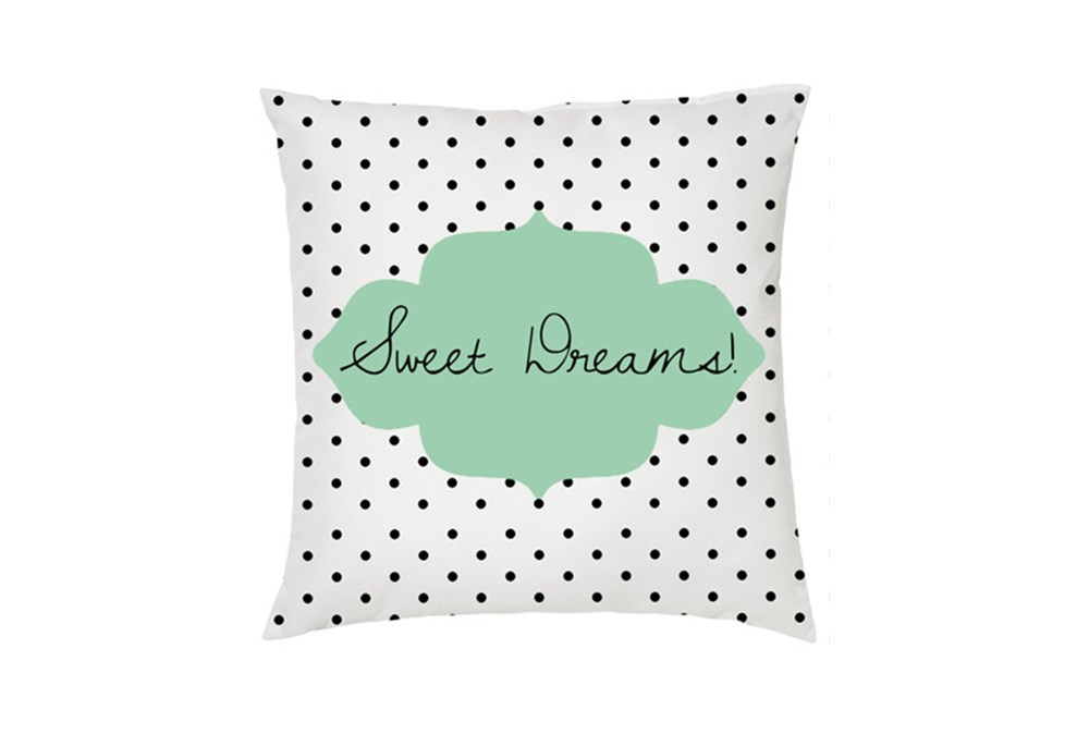 Accent Pillow-Youth Whimsy Sweet Dreams 16X16