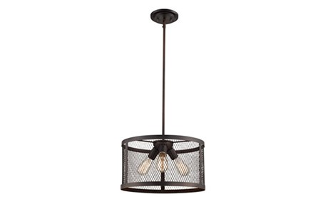 Pendant-Modern Farmhouse 3-Light