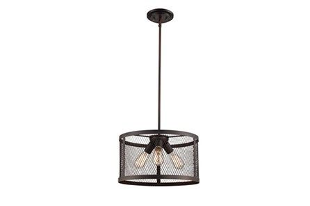 Pendant-Modern Farmhouse 3-Light - Main