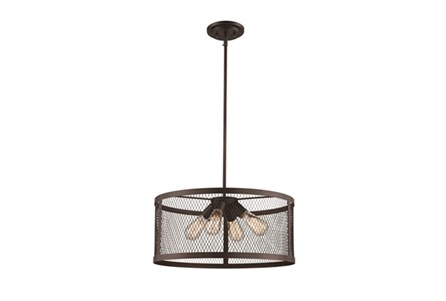 Pendant-Modern Farmhouse 4-Light
