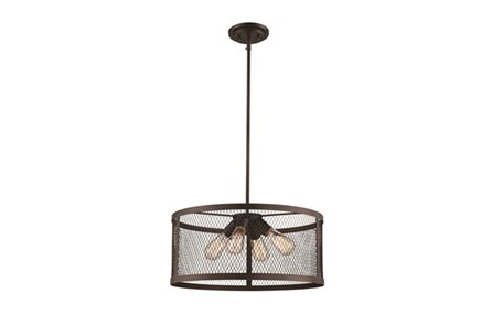 Pendant-Modern Farmhouse 4-Light - Main