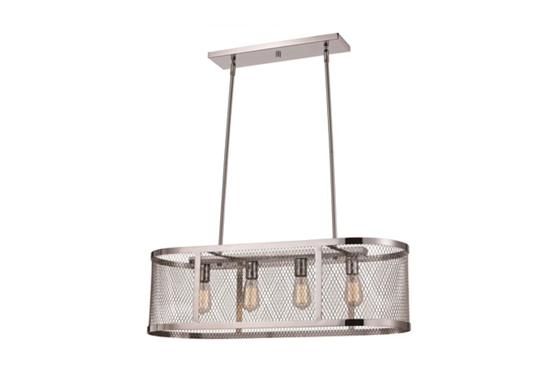 Pendant modern farmhouse chrome island qty 1 has been successfully added to your cart