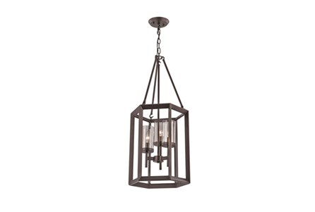 Pendant-Jax Bronze 3-Light