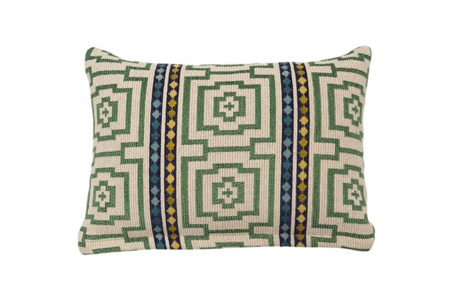 Accent Pillow-Justina Blakeney Hypnotic Hillside 12X17 - 360