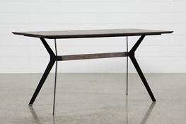 Weaver Dark Counter Table