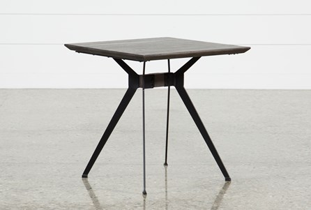 Weaver Dark End Table
