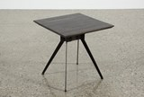 Weaver Dark End Table - Top