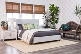 Justina Blakeney Gisele Queen Upholstered Panel Bed - Room