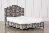 Justina Blakeney Chloe Queen Upholstered Panel Bed - Signature