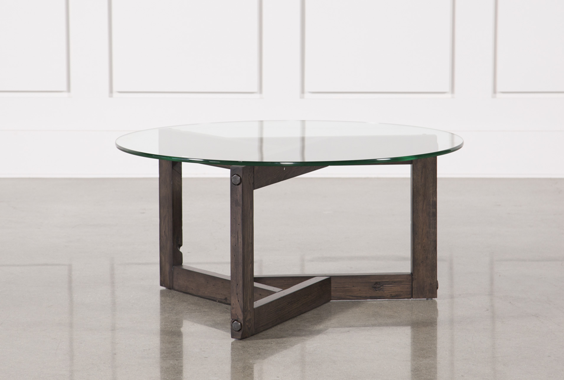 Display Product Reviews For KIT RIKER ROUND COCKTAIL TABLE