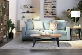 Raphael II Moonstone Sofa - Room