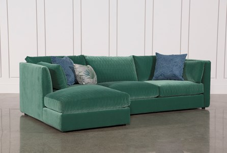 Justina Blakeney Mor 2 Piece Sectional W/Laf Chaise