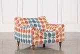Justina Blakeney Tufo Solpac Arm Chair - Signature