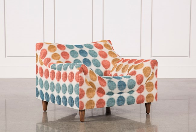 Justina Blakeney Tufo Solpac Arm Chair - 360