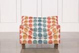 Justina Blakeney Tufo Solpac Arm Chair - Left