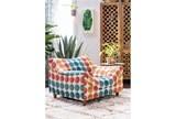 Justina Blakeney Tufo Solpac Arm Chair - Room