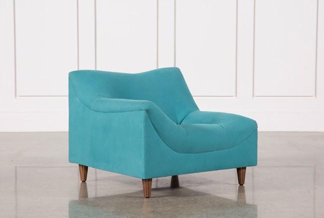 Justina Blakeney Tufo Left Facing Chair - 360