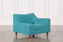 Justina Blakeney Tufo Right Facing Chair