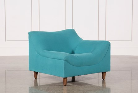 Justina Blakeney Tufo Right Facing Chair