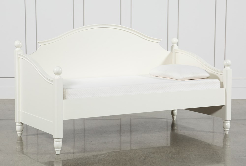 Madison White Twin Daybed