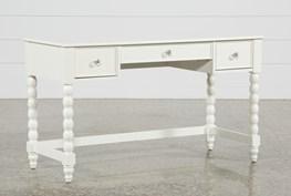 Madison White Desk