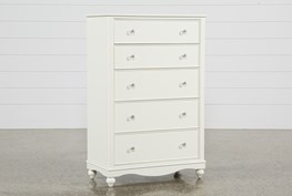 Madison White Chest Of Drawers