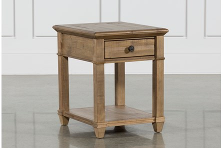 Market End Table
