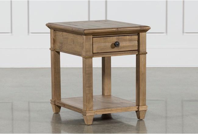 Market End Table - 360