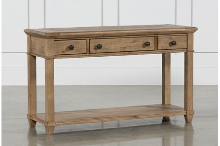 Market Sofa Table