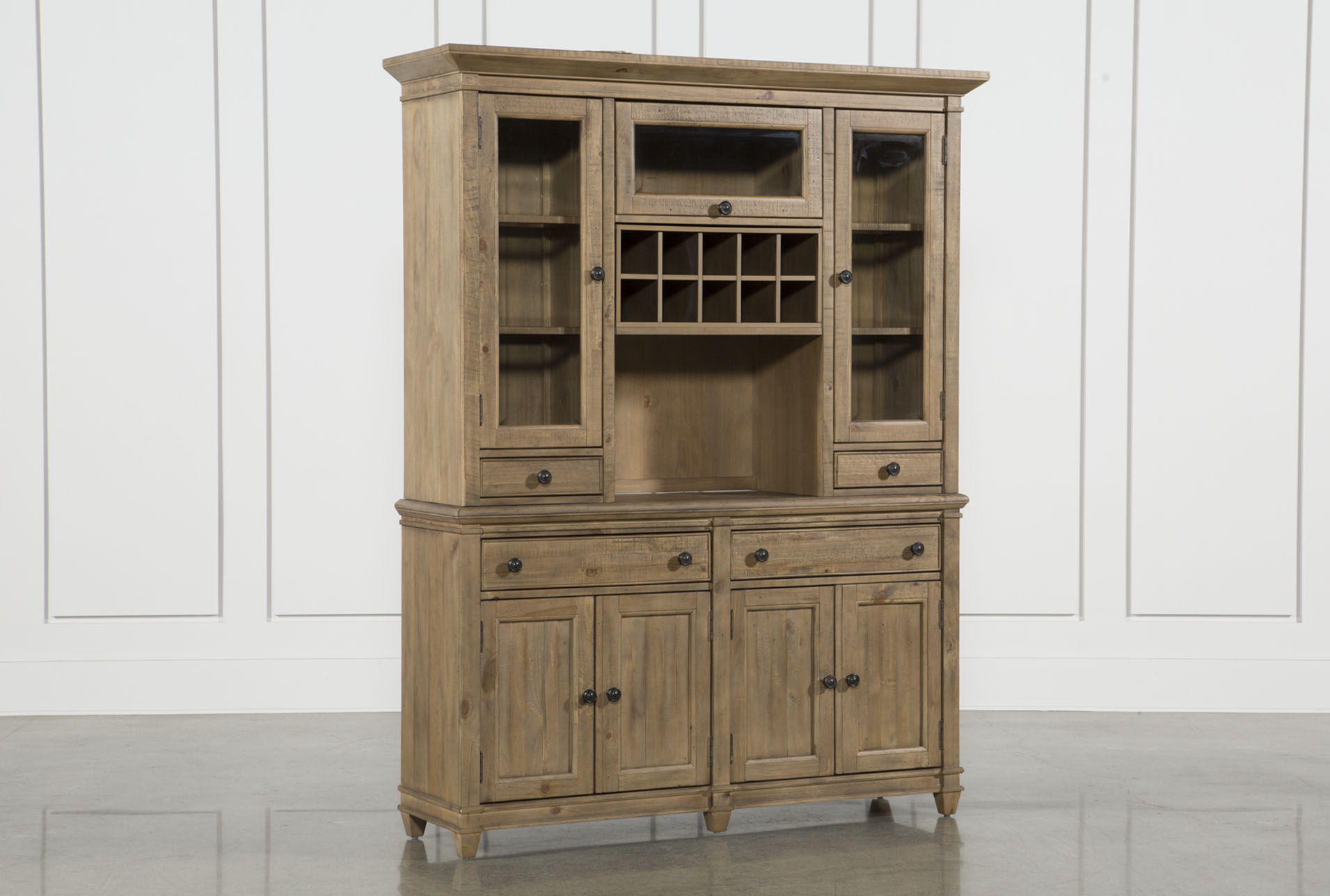 Market Buffet/Hutch (Qty: 1) Has Been Successfully Added To Your Cart.