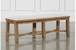 Market Dining Bench