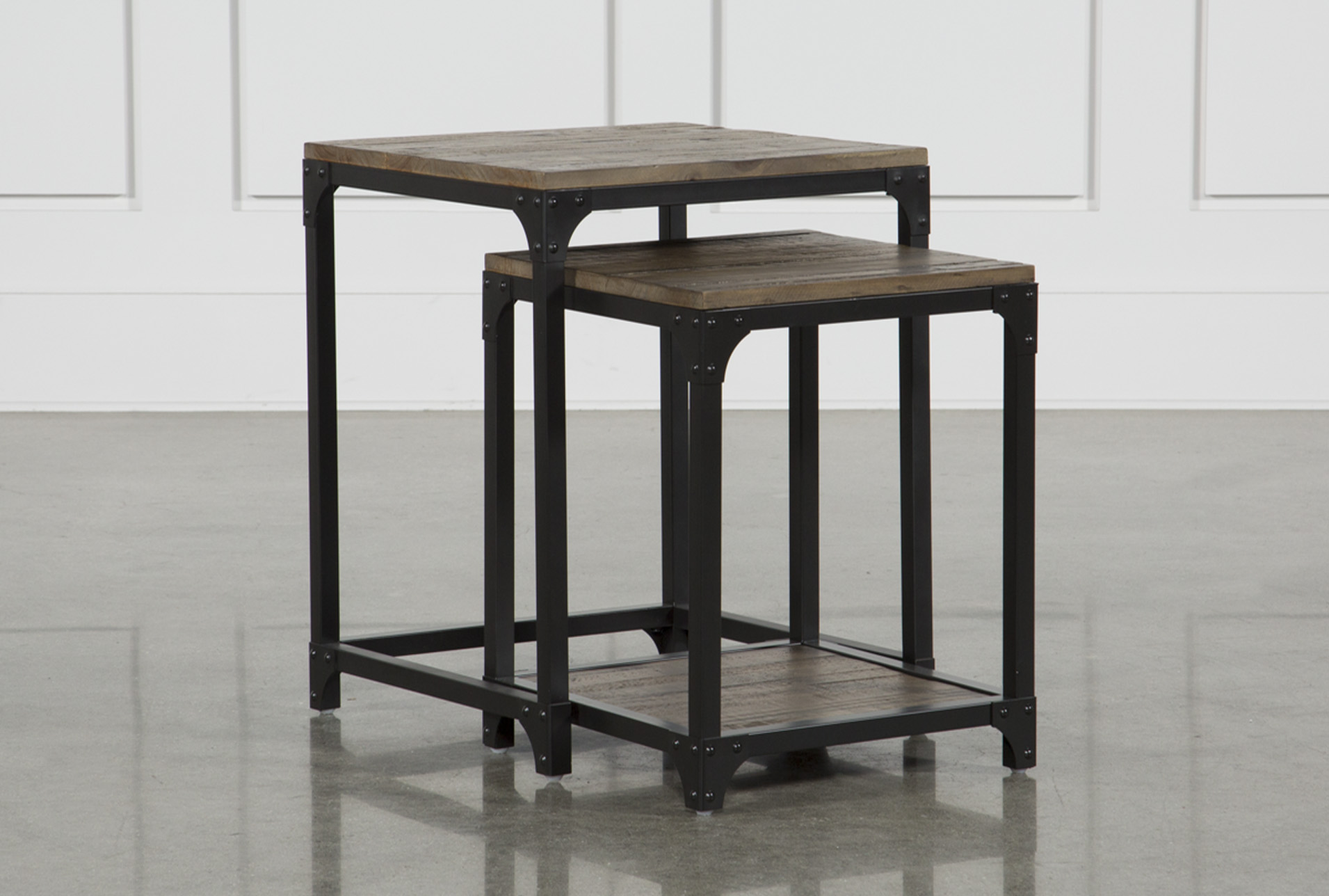 Wonderful Foundry Nesting End Tables (Qty: 1) Has Been Successfully Added To Your  Cart.