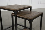 Foundry Nesting End Tables - Top
