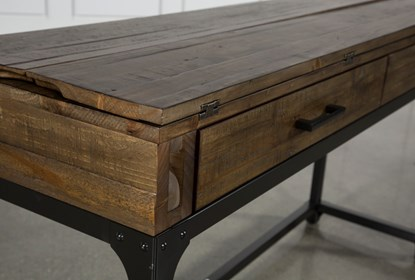 Foundry Flip Top Sofa Table