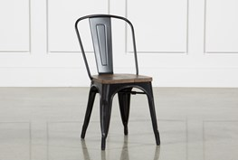 Foundry Metal Side Chair