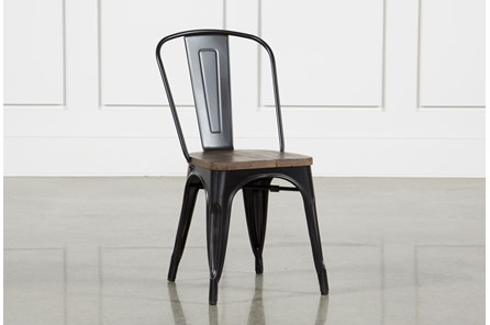 Foundry Metal Side Chair - Main