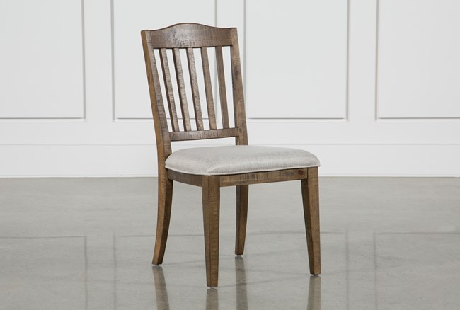 Foundry Upholstered Side Chair - 360