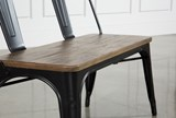 Foundry Metal Bench - Top